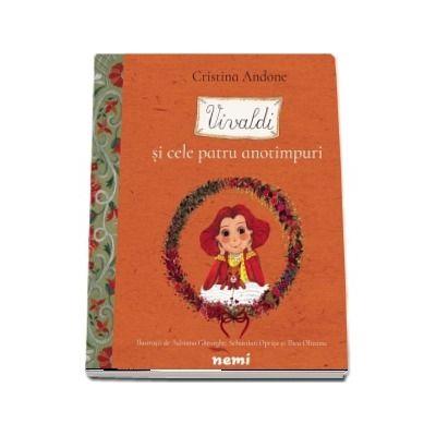 Vivaldi si cele patru anotimpuri (Colectia Povesti din Padurea Muzicala)