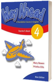 Way Ahead 4. Teachers Book