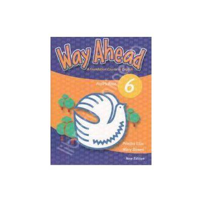 Way Ahead 6 Pupils Book. Manual de limba engleza pentru clasa a VIII-a (fara CD)