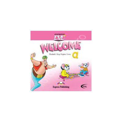 Welcome starter A - DVD