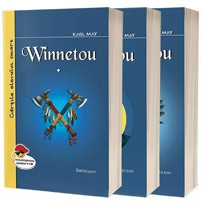 Winnetou. Set 3 volume