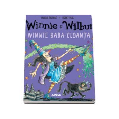 Winnie si Wilbur - Winnie Baba-Cloanta