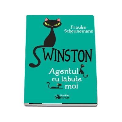 Winston - Agentul cu labute moi (Editie brosata)