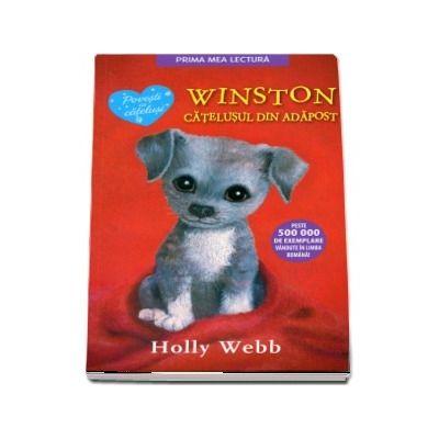 Winston, catelusul din adapost. Editie brosata