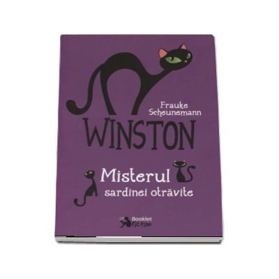 Winston. Misterul sardinei otravite - Frauke Scheunemann