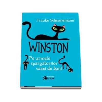 Winston - Pe urmele spargatorilor casei de bani, volumul III (Editie Brosata)