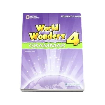 World Wonders 4. Grammar Book