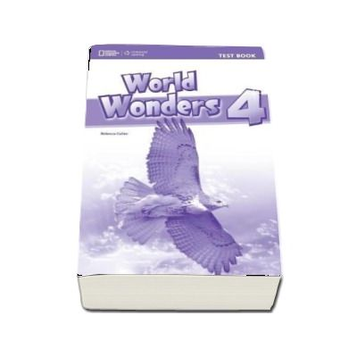 World Wonders 4. Test Book
