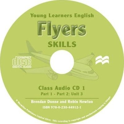 Young Learners English Skills Flyers. Class Audio CD
