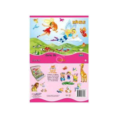 Zanele - carte 3 D