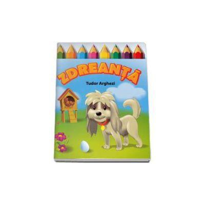 Zdreanta - Carte de colorat