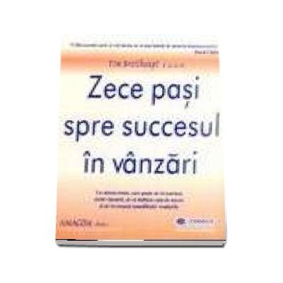 Zece pasi spre succesul in vanzari