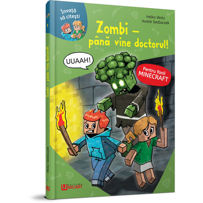 Zombi - pana vine doctorul. Minecraft