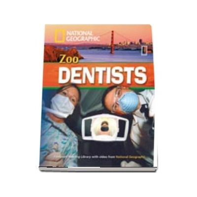 Zoo Dentists. Footprint Reading Library 1600. Book with Multi ROM