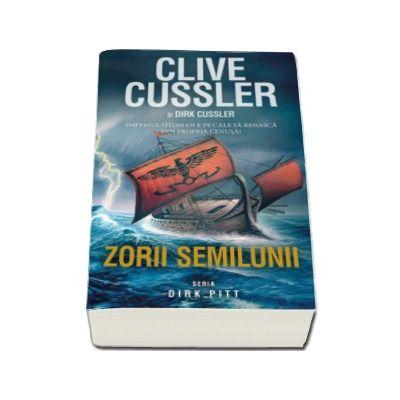 Zorii semilunii si Dirk Cussler, imperiul otoman e pe cale sa renasca din propria cenusa!
